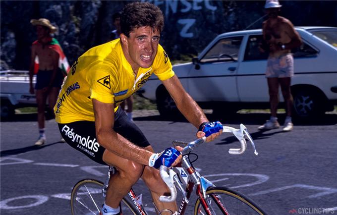 专访传奇佩德罗·德尔加多:回忆往昔,畅谈现在-领骑网