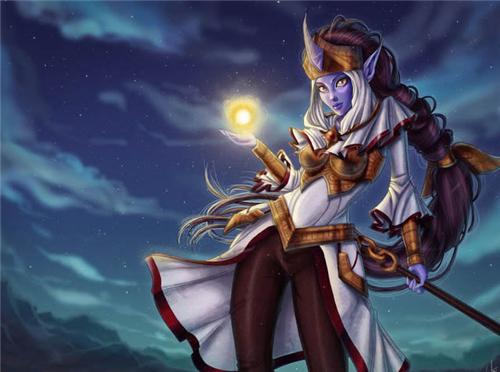 英雄联盟圣洁化身索拉卡多少钱_索拉卡与狼人的故事 索拉卡作为一个神级英雄,在英雄联盟一直当一个