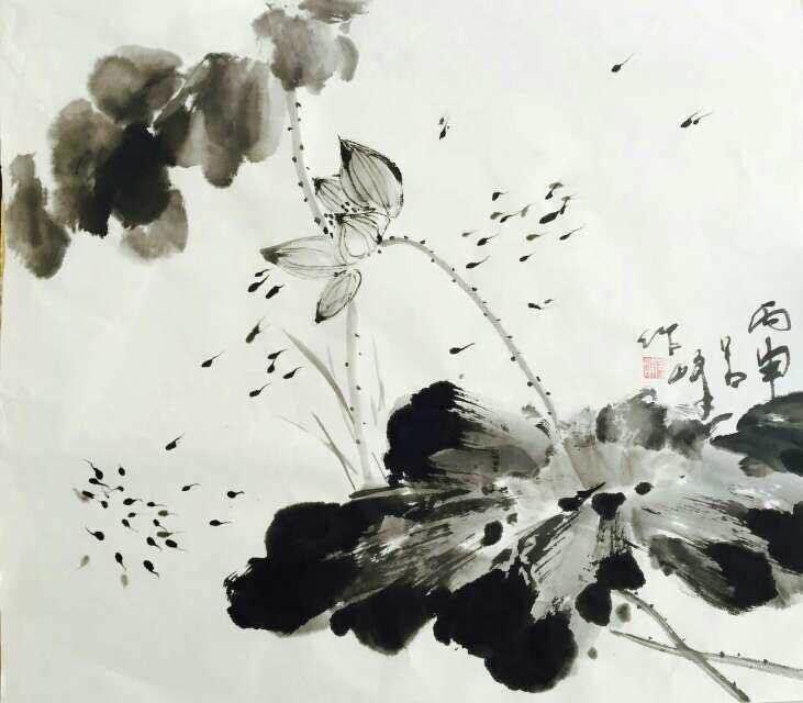 艺术 正文  青年画家吕峰个人简历:1983年10月5日出生于山东省潍坊市图片