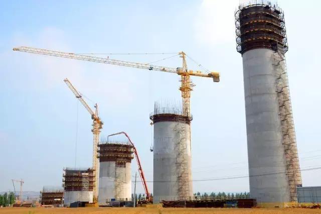 西 北煤南运 蒙华铁路河津段工程建设顺利图片