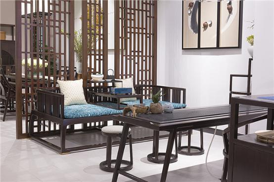 檀颂现代中式家具品牌:带您融入新中式生活图片