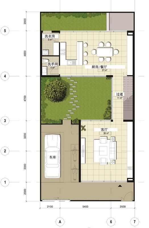 新农村3层自建房 10米宽宅地
