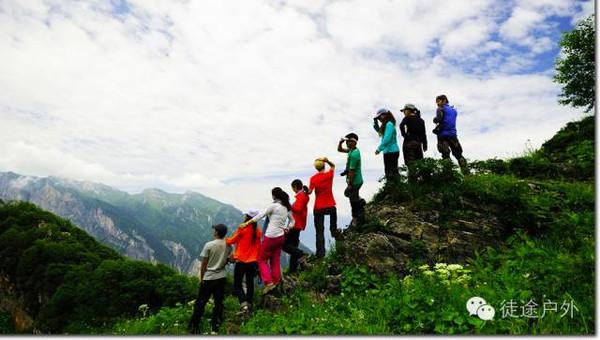 活动召集:【九顶山2日游】周六出发天国的花园