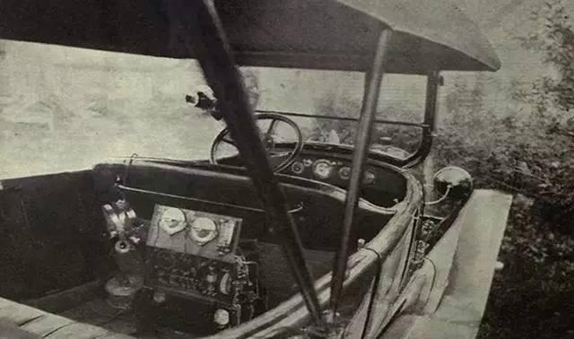 雪佛兰车载收音机,改变流行歌曲走向