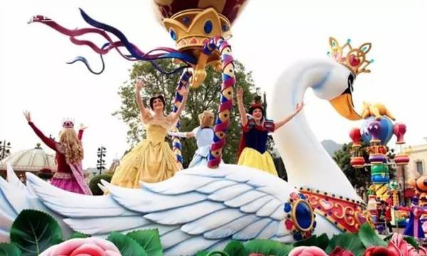 上海迪士尼16日开园,合肥人拿好这份最全游玩合福高铁秋季旅游攻略图片