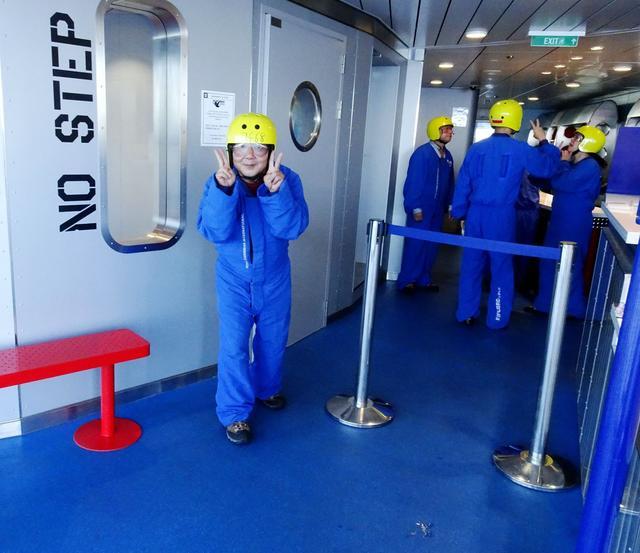 干货:搭乘海洋量子号吃喝玩乐亲身体验记(攻略)