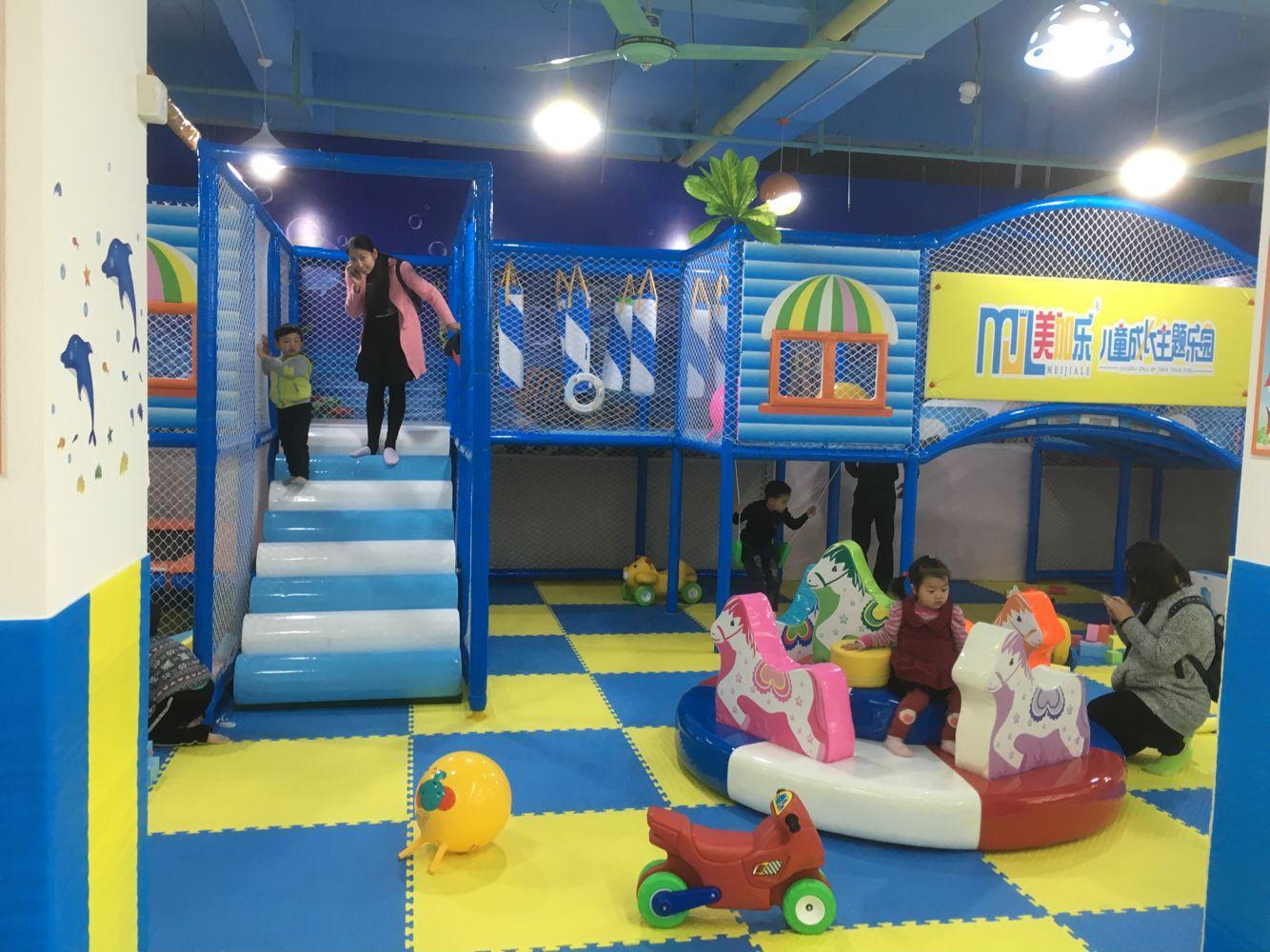 投资室内儿童乐园品牌加盟排行榜