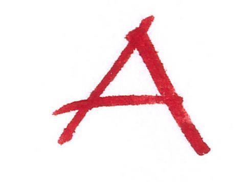 手工制作红字印