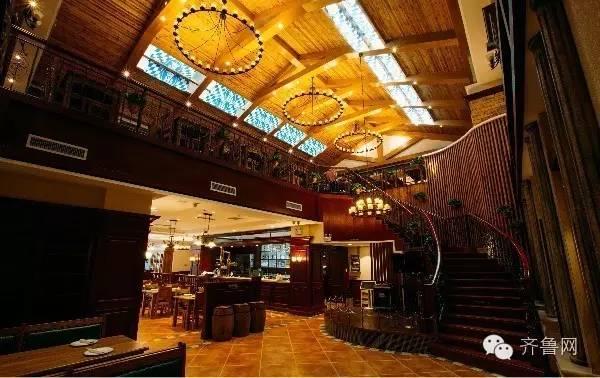 可以体味到巴伐利亚的怡然情境 被网友评为 济南最正宗的德式餐厅 300图片