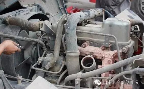 现在柴油机对增压器的使用越来越重视