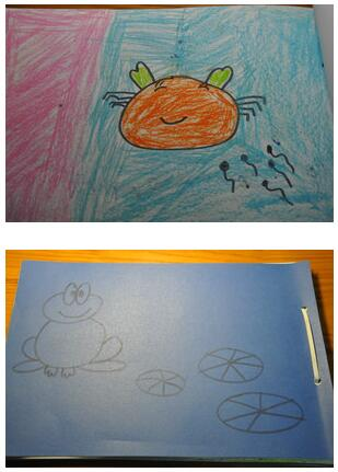彩色斑马儿童美术和麦克小奎一起推出的儿童美术绘本课程,可以帮助