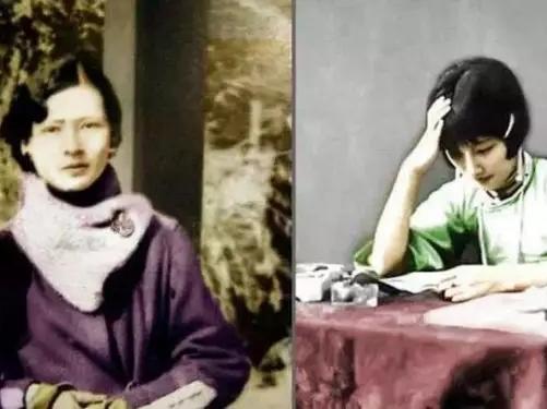 """林徽因与陆小曼,两个典型按照当下""""富养女儿""""的标准,培养出来的民国图片"""