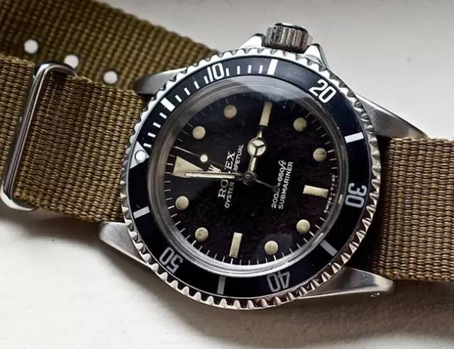 Be careful! Do not buy fake Rolex dial!