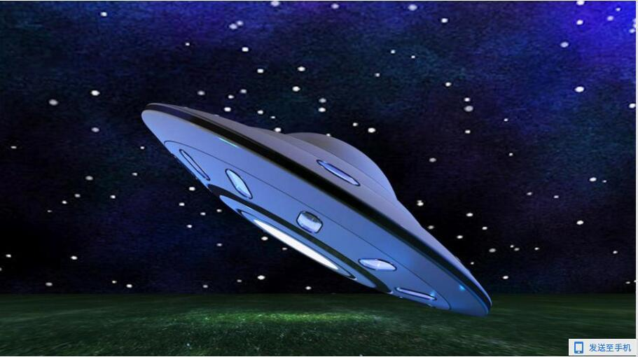这种设计的场景,在ufo的科幻大片中,我们见到很多.