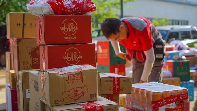 消费者剁手投票:京东618大促单量过亿 - 微信