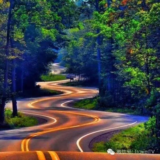 Beautiful And Extra Ordinary Picture: 世界上颜值最高的18条景观公路,走过一条算你厉害啊~_搜狐旅游_搜狐网