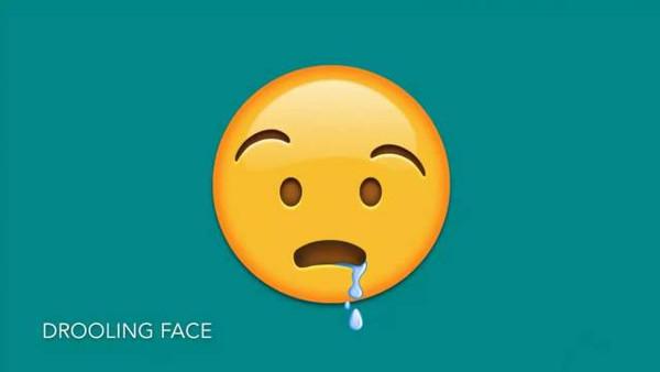 用这个表情再适合不过了 非常有画面感 ▲ 这个小丑的emoji是不是细思图片