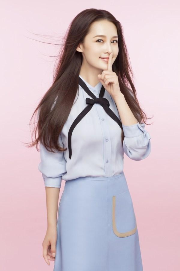 刘亦菲的气质+高圆圆的衣品+刘诗诗的身材等李沁