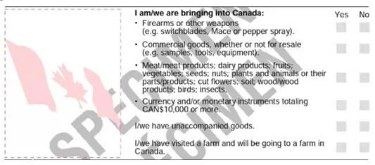 初次入境加拿大 留学生签证入境需要注意哪些事情?图3