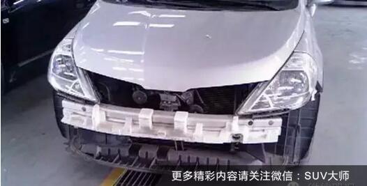 汽车保险杠原来不是为了驾驶安全?误会大了!_车猫网