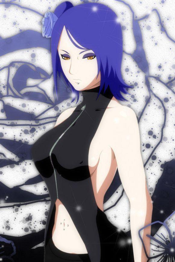 《火影忍者》10大美女排行 小樱第三雏田第二