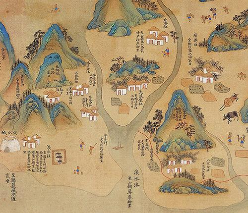 被运到台湾的十大国宝级古画,你听说几个?图片