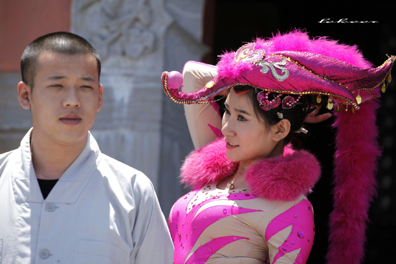 天门山寺 当小和尚遇见天门狐仙 结果会是神马?