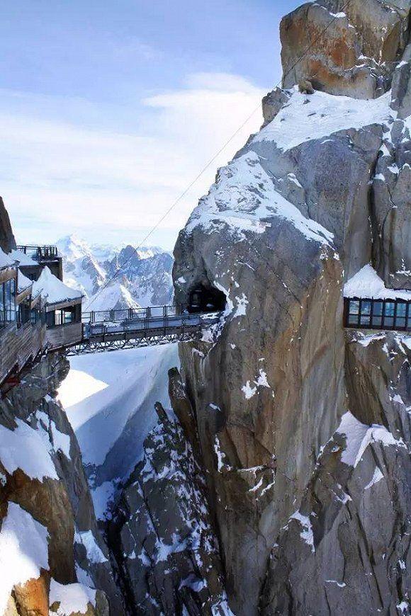 全球七大最销魂的观景桥,哪个你敢走?