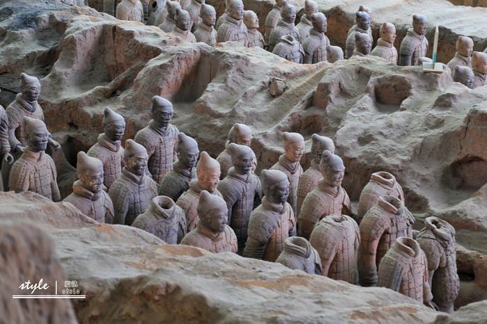 世界第八大奇迹-秦始皇兵马俑