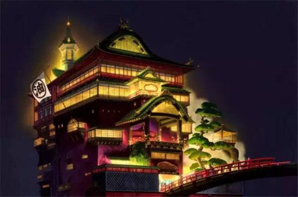 童话照进现实,日本就是一部童话