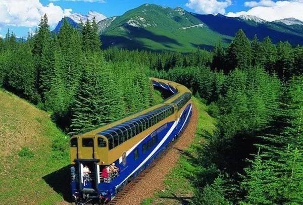 只要一张欧洲火车通票,你就能畅游欧洲21个国家,方便又省钱!