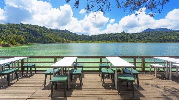 五色湖,北苏拉威西的美丽遇见【夏天这样玩】