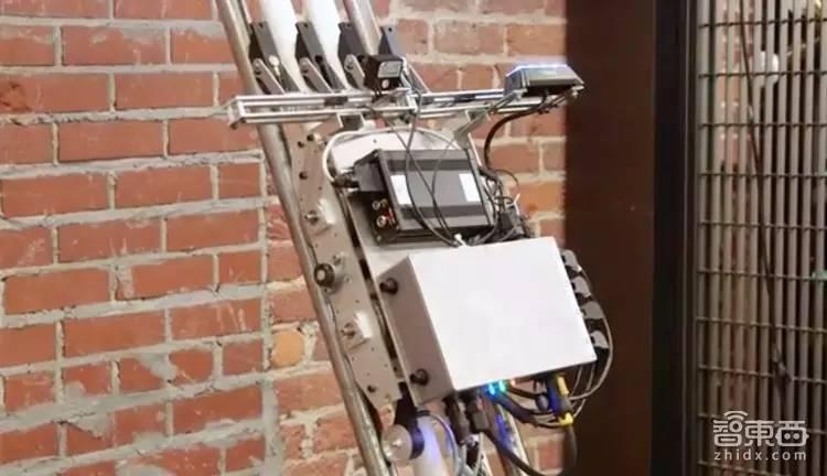 壁虎机器人Gecko下锅炉替你安检还快v壁虎绘制尺寸sw时图片