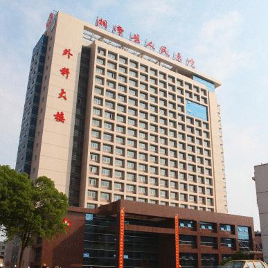 昂楷防统方系统助力湘潭县人民医院科学反腐