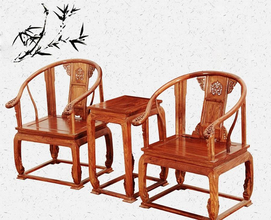 长椅子古风简笔画