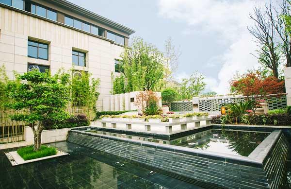 别墅庭院设计理念