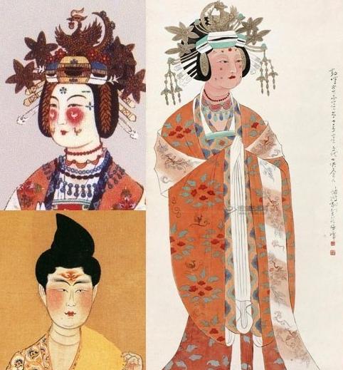 揭秘古代女子如何化妆