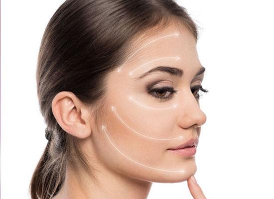 面部的皮肤就会慢慢变得松弛