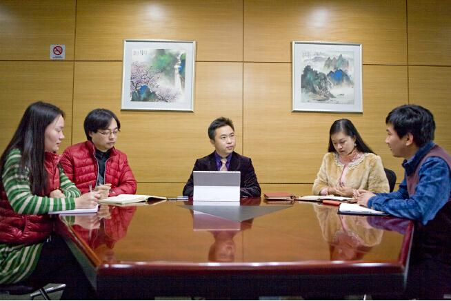 专访上海至盛信息总经理盛志超