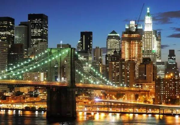 世界上有两个美国,一个是美国,一个是纽约