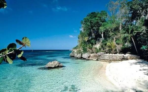 我要去海岛提前过夏天!