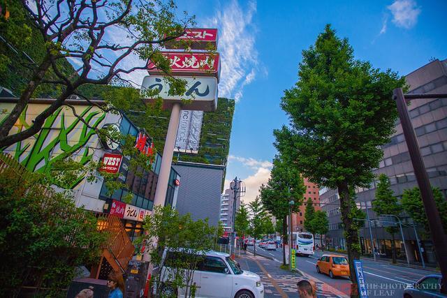 自然风光与都市魅力共存的日本福冈