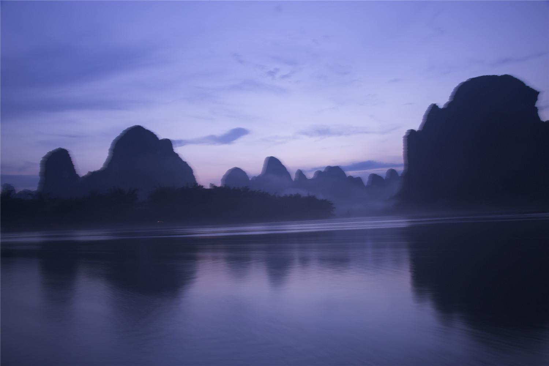 最美的风景都在骑行桂林的路上