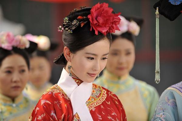 盘点20位最美古装红衣女子 刘诗诗排十四 最美是谁