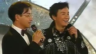 张国荣葬礼梅艳芳视频