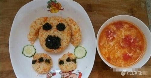孩子的晚餐避免步入几个误区 儿童营养餐7日食