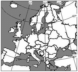 世界地理:欧洲西部全解析