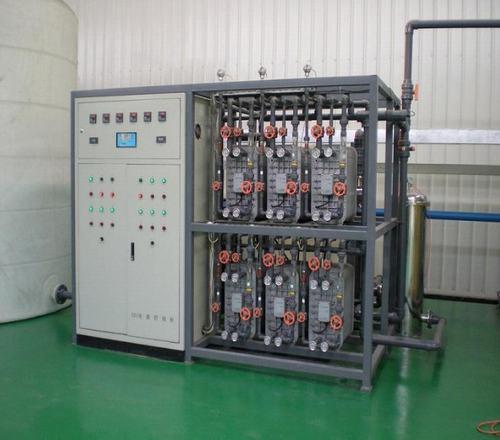 大型EDI超纯水设备的特点和减仓的安装-搜狐逢高要求技巧图片
