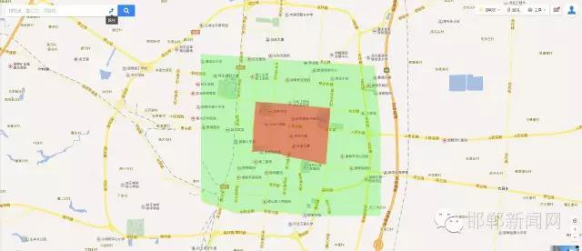 邯郸多少人口_邯郸各个区县的人口是多少