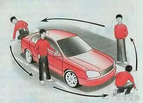 科目三路考:不要小瞧上车准备,操作不好就挂这儿了!